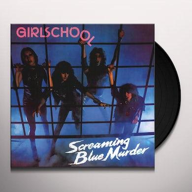 SCREAMING BLUE MURDER Vinyl Record