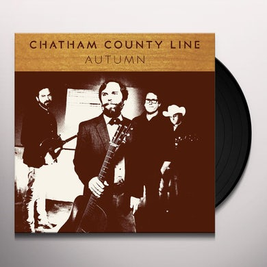 Autumn Vinyl Record