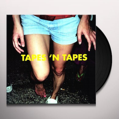 Tapes N Tapes OUTSIDE Vinyl Record