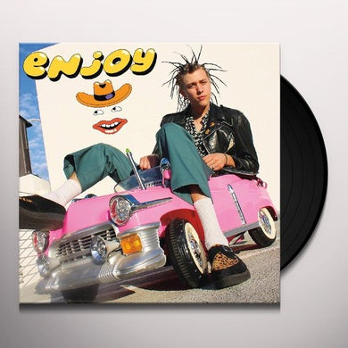 Enjoy SMALL CAR BIG WHEELS Vinyl Record