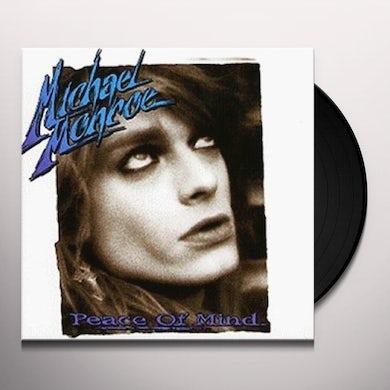 Michael Monroe PEACE OF MIND Vinyl Record