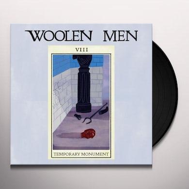 TEMPORARY MONUMENT Vinyl Record