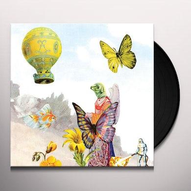 Skygreen Leopards LIFE & LOVE IN SPARROW'S MEADOW Vinyl Record