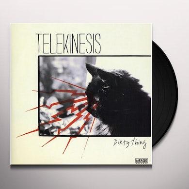 Telekinesis DIRTY THING / NON TOXIC / THE DRAWBACK Vinyl Record