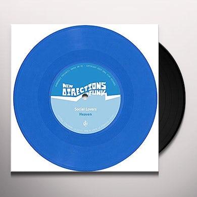Social Lovers / Adam Chini NEW DIRECTIONS IN FUNK VOL. 5 Vinyl Record