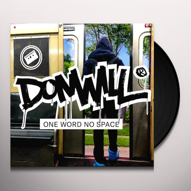 Donwill ONE WORD NO SPACE Vinyl Record