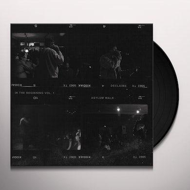 Declaime IN THE BEGINNING VOL. 1 Vinyl Record