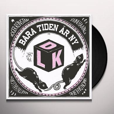 De Lyckliga Kompisarna BARA TIDEN AR NY Vinyl Record