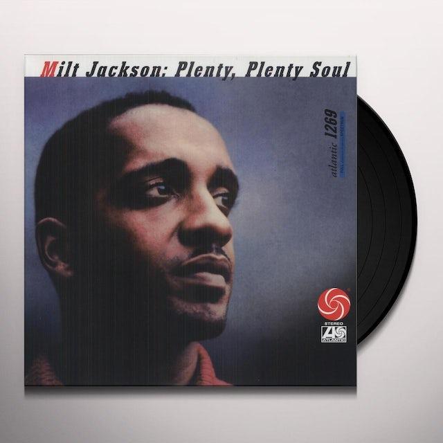 Milt Jackson PLENTY PLENTY SOUL Vinyl Record