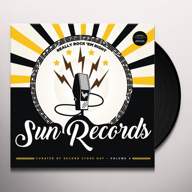 Really Rock Em Right: Sun Records Curated By / Var