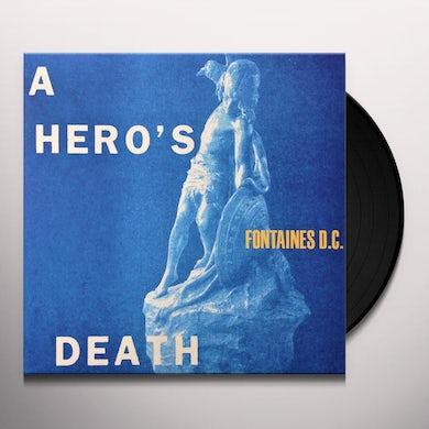 A Hero's Death Vinyl Record