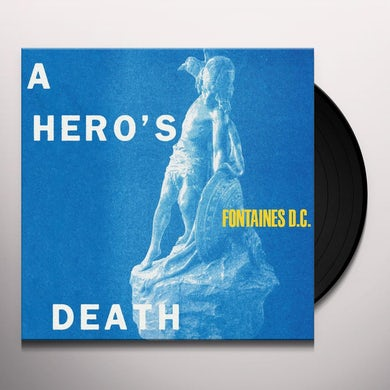 Fontaines D.C. HERO'S DEATH Vinyl Record