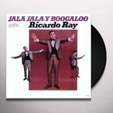 Ricardo Ray JALA JALA & BOOGALOO Vinyl Record