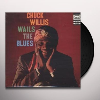 Chuck Willis WAILS THE BLUES Vinyl Record