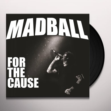Madball FOR THE CAUSE Vinyl Record