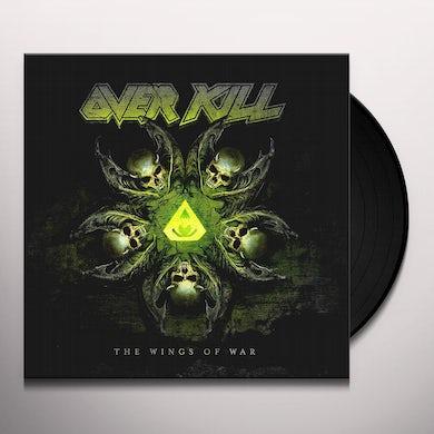 Overkill WINGS OF WAR Vinyl Record
