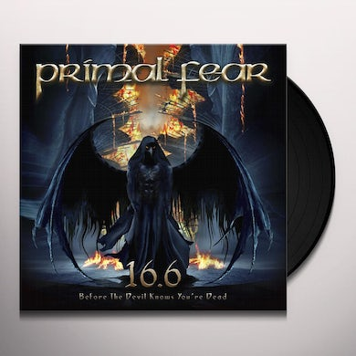 16.6 (Before The Devil Knows You're Dead) Vinyl Record