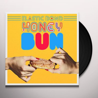 Elastic Bond HONEY BUN Vinyl Record