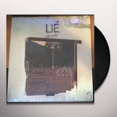 Lie HOUNDS Vinyl Record