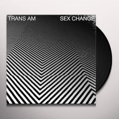 Trans Am SEX CHANGE Vinyl Record