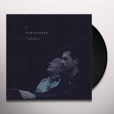 Jacob / Else Marie Pade Kirkegaard SVAEVNINGER Vinyl Record