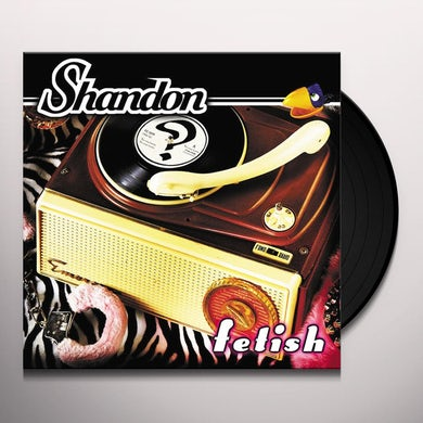 Shandon FETISH Vinyl Record