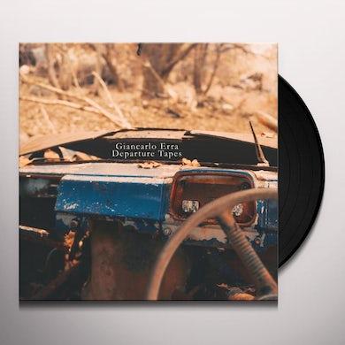 Giancarlo Erra DEPARTURE TAPES Vinyl Record