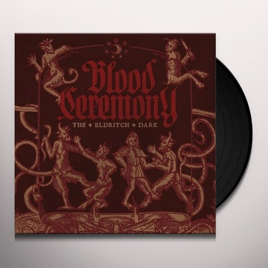 Blood Ceremony ELDRITCH DARK Vinyl Record