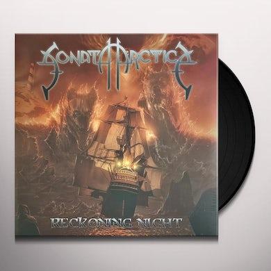 Sonata Arctica RECKONING NIGHT Vinyl Record