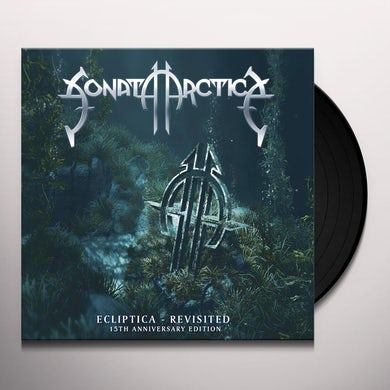 Sonata Arctica ECLIPTICA REVISITED - 15 YEARS ANNIVERSARY Vinyl Record