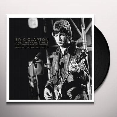 Eric Clapton Historic Recordings Vol. 1 Vinyl Record