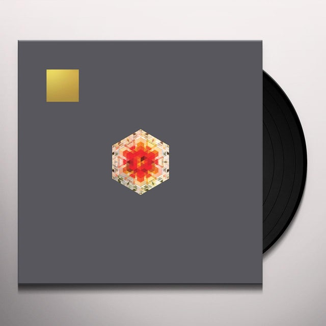 Gold Panda HALF OF WHERE YOU LIVE Vinyl Record