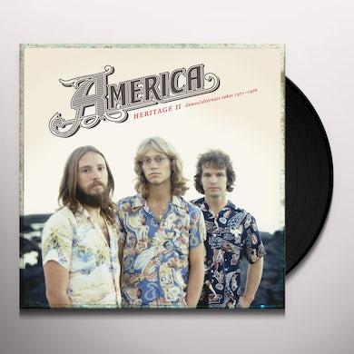 Heritage Ii: Demos/Alternate T Vinyl Record