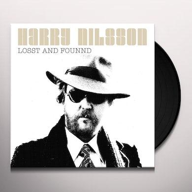 Harry Nilsson  Losst and Founnd Vinyl Record