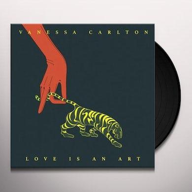 Vanessa Carlton LOVE IS AN ART Vinyl Record