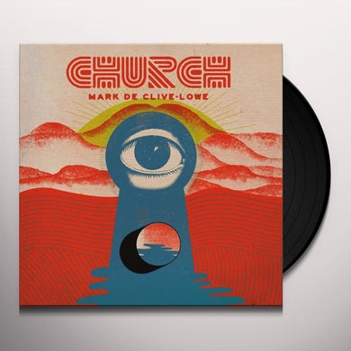 Mark De Clive-Lowe CHURCH Vinyl Record