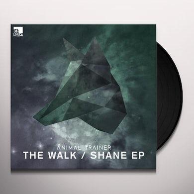 Animal Trainer WALK / SHANE EP Vinyl Record