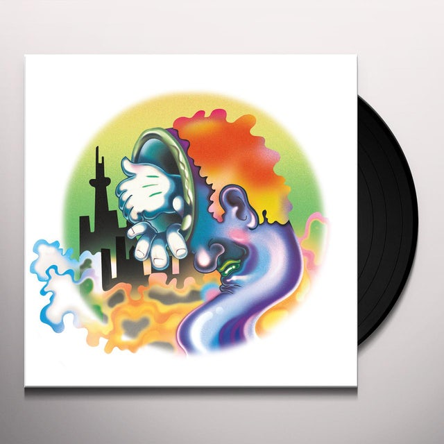 GUERILLA TOSS ERASER STARGAZER Vinyl Record