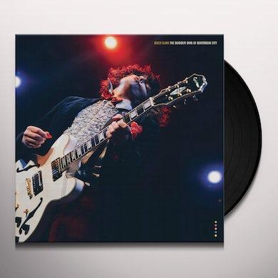 The Deadbeat Bang Of Heartbreak City (LP)(Red) Vinyl Record