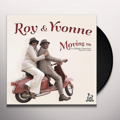 Roy Panton & Yvonne Harrison MOVING ON Vinyl Record