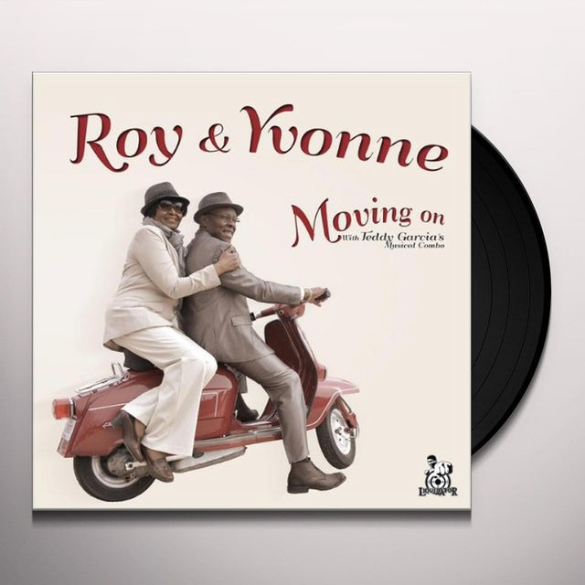 Roy & Yvonne MOVING ON Vinyl Record
