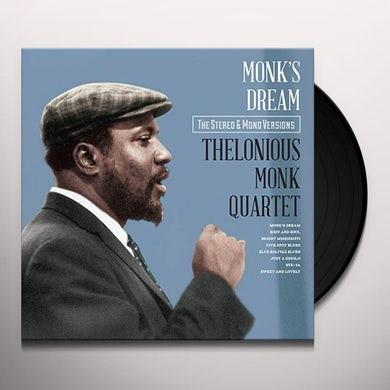 Thelonious Monk MONK'S DREAM: ORIGINAL STEREO & MONO VERSIONS Vinyl Record