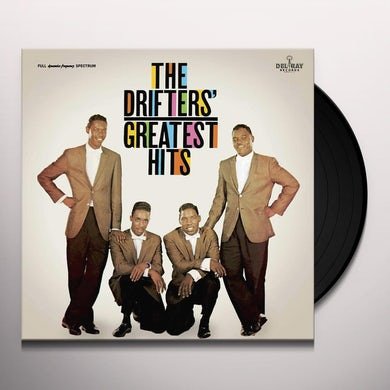 DRIFTERS' GREATEST HITS Vinyl Record