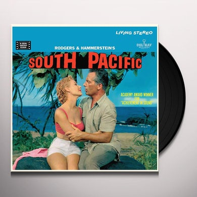 Rodgers And Hammerstein SOUTH PACIFIC - Original Soundtrack Vinyl Record