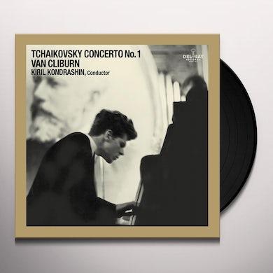 Van Cliburn TCHAIKOVSKY CONCERTO NO. 1 Vinyl Record