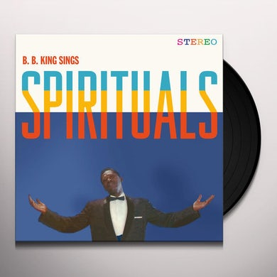 SINGS SPIRITUALS Vinyl Record