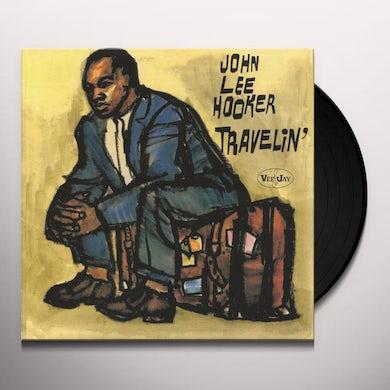 John Lee Hooker TRAVELIN Vinyl Record