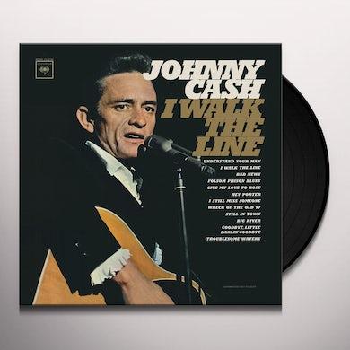 Johnny Cash I WALK THE LINE Vinyl Record