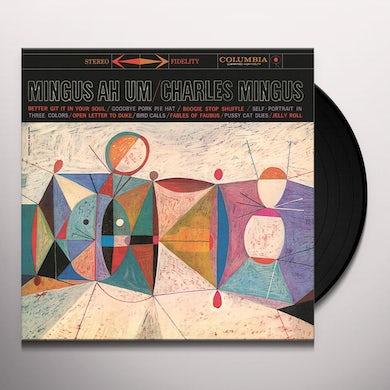 MINGUS AH HUM Vinyl Record