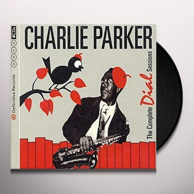 Charlie Parker BIRD OF PARADISE: BEST OF THE DIAL MASTERS Vinyl Record